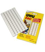 UHU Tac Removable Adhesive Putty Tabs