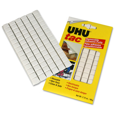 Buy Uhu Tac Removable Adhesive Putty Tabs At Well Ca