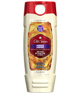 Old Spice Fresher Collection Amber Body Wash