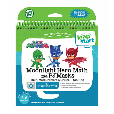 LeapFrog LeapStart PJ Masks Activity Book