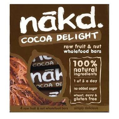 Eat Nakd Cocoa Delight Raw Bar Family Pack