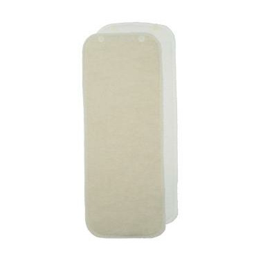 Motherease Unbleached Snap In Absorbent Liner