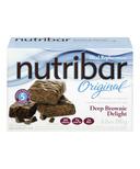 Nutribar Original Deep Brownie Delight Bars