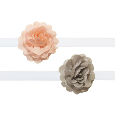 Baby Wisp Dahlia Head Bands