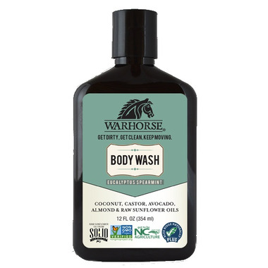 Warhorse Body Wash Eucalyptus Spearmint