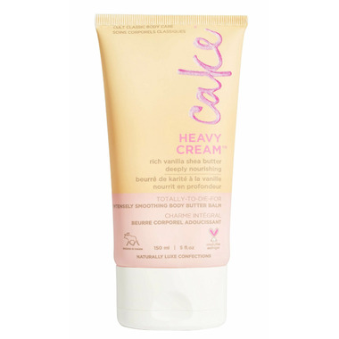 Cake Heavy Cream Intensely Smoothing Body Butter Balm