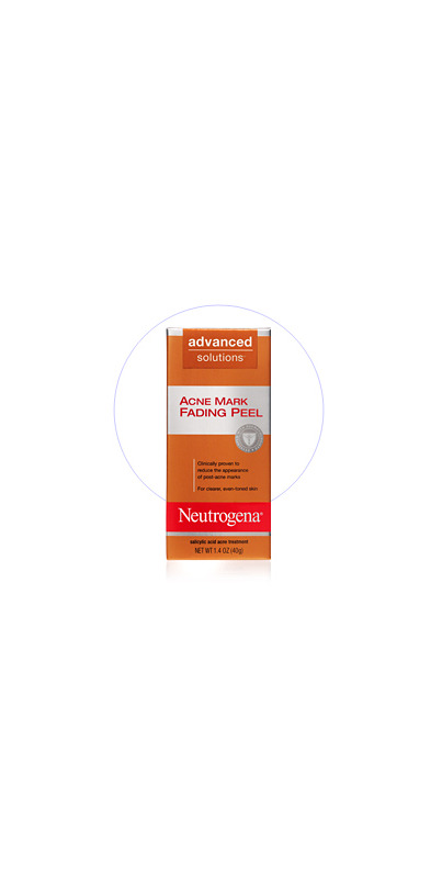 Neutrogena Advanced Solutions Acne Mark Fading Peel