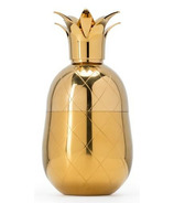 W&P Design Pineapple Cocktail Shaker Gold