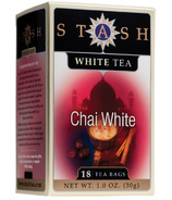 Stash Chai White Tea