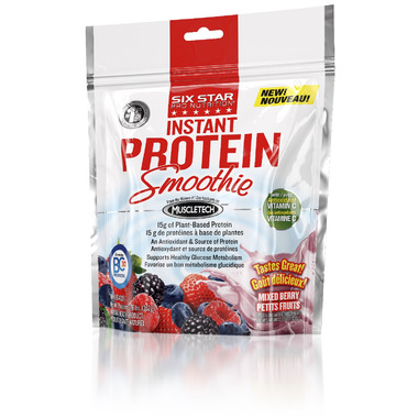 Six Star Pro Nutrition Instant Protein Smoothie