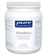 Pure Encapsulations WheyBasics