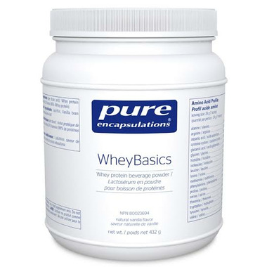 Pure Encapsulations WheyBasics