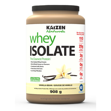 Kaizen Naturals Pure Native Isolate Whey Protein