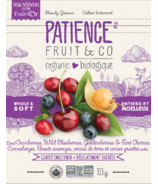 Patience & Co. Organic Dried Fruit