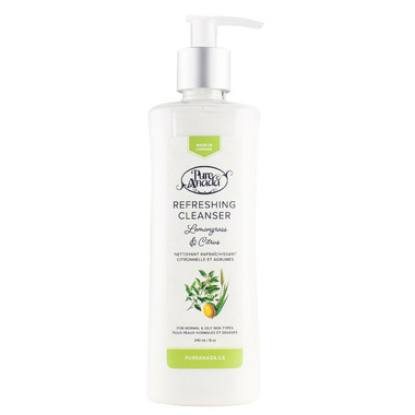 Pure Anada Citrus Refreshing Cleanser