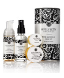 HollyBeth Organics Rose Geranium Face Kit