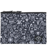 Parkland Fraction Pouch Sketch Black