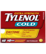Tylenol Cold Extra Strength Daytime eZ Tabs