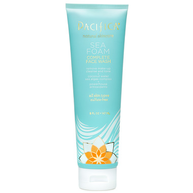 Ocean enzyme facial foaming cleanser
