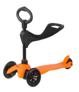 Micro of Switzerland Mini Micro Sporty 3-in-1 Kickboard Orange