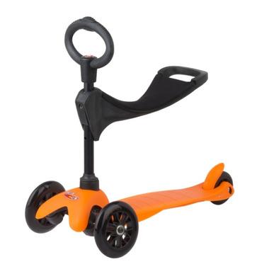 Micro of Switzerland Mini Micro Sporty 3-in-1 Kickboard Orange