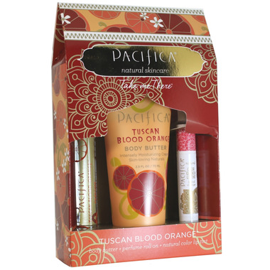 Pacifica Tuscan Blood Orange Take Me There Set