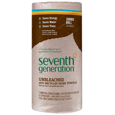 Seventh Generation Natural Paper Towel