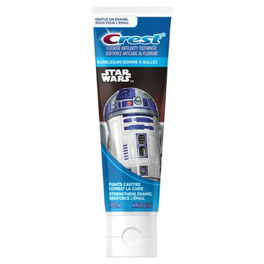 Crest Kid\'s Toothpaste Disney\'s Star Wars