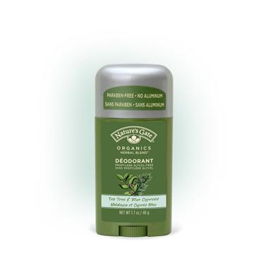 Nature\'s Gate Tea Tree & Blue Cypress Deodorant