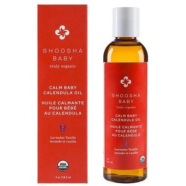 Shoosha Baby Calm Baby Calendula Oil