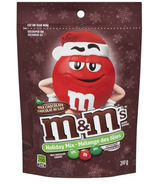 M&M's Milk Chocolate Red & Green Holiday Mix