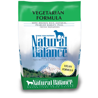 Natural Balance Dog Food Vegetarian Reviews