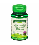 Nature's Truth Milk Thistle Seed Extract 1000 mg
