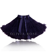 Olivia Rose Pettiskirt Black Pearl