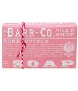 Barr-Co. Soap Shop Bar Soap Honeysuckle