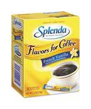 Splenda Flavors For Coffee No Calorie Sweetener