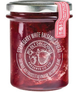 Wildly Delicious Strawberry White Balsamic Spread