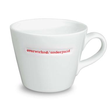 Wildly Delicious Handmade Bucket Mug