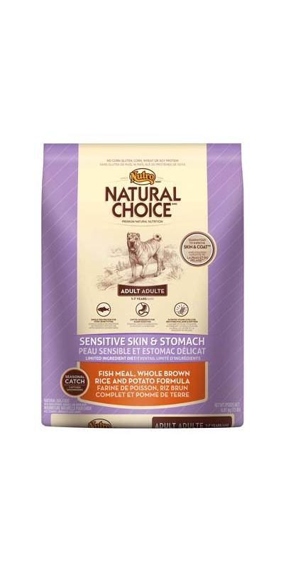 Nutro Natural Choice Sensitive Skin Stomach