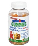 Ironkids Gummies with Omega 3's for Smart Kids