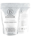 Bathorium CRUSH Charcoal Garden Detoxifying Bath Soak Duo Pack