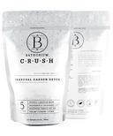 Bathorium CRUSH Charcoal Garden Detoxifying Bath Soak Duo Pack