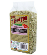 Bob's Red Mill Organic Buckwheat Groats