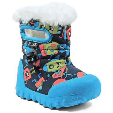 Bogs B-Mocs Insulated Boots Monsters