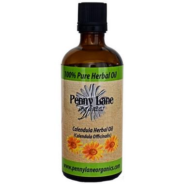 Penny Lane Organics Calendula Herbal Oil