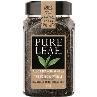Pure Leaf Black Tea with Vanilla