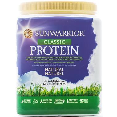 Sun Warrior Classic Protein Natural