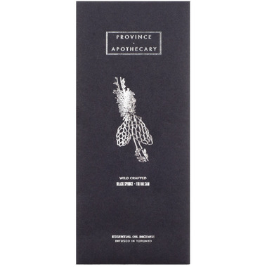Province Apothecary Black Spruce + Fir Balsam Essential Oil Incense