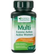 Adrien Gagnon Multi Active Women