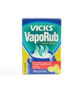 Vicks VapoRub Lemon Ointment